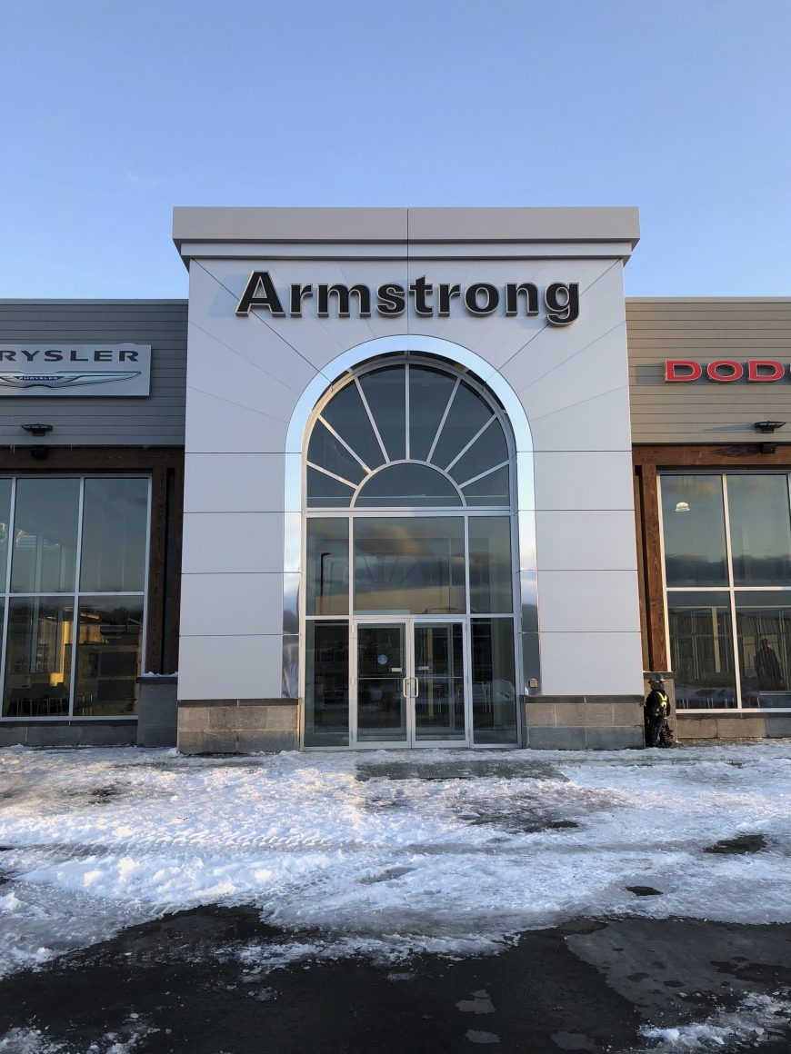 Armstrong Dodge