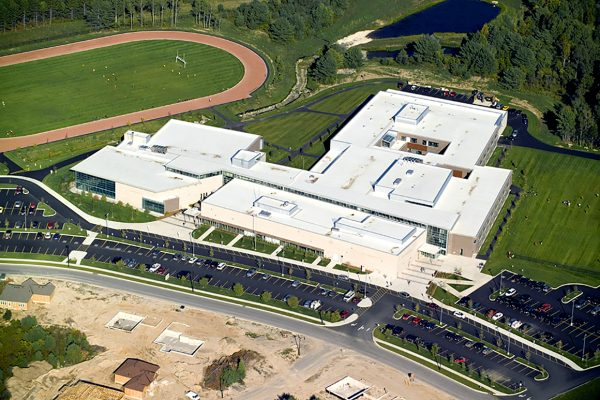 Bracebridge High School and Recreation Centre