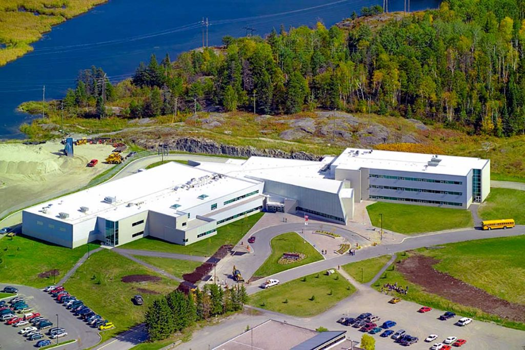 Kirkland Lake High School