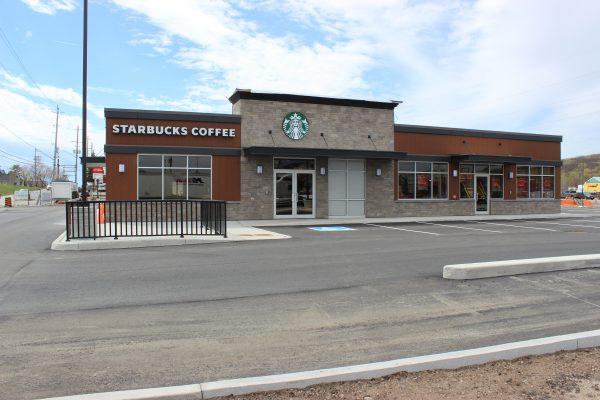 Starbucks North Bay